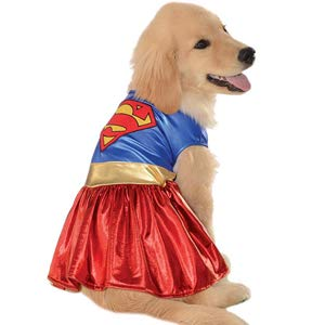 Rubie's DC Supergirl Dog Costume