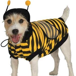 Rubie Bumble Bee Costume for Dogs