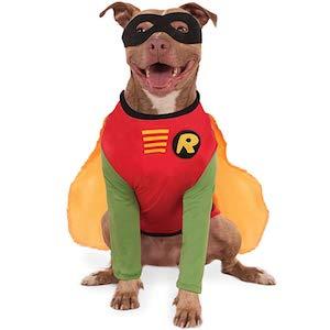 DC Comics Robin Dog Costume