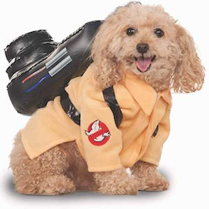 Rubie Ghostbusters Costume for Dog