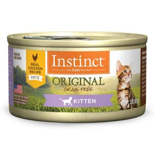 Instinct Original Kitten Grain-Free Recipe