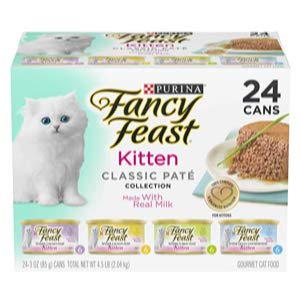 Grain-Free Pate Wet Kitten Food