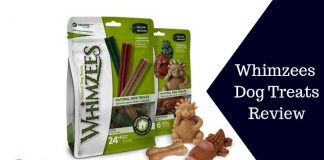 Whimzees Dog Treats Review Featured Image