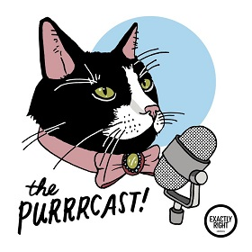 the purrrcast podcast