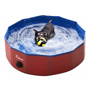 Fuloon PVC Swimming Pool for Dogs