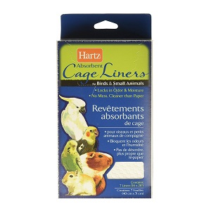 Hartz Absorbent Cage Liners for Small Pets