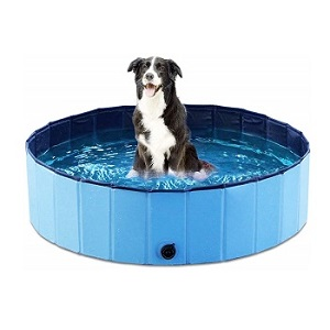 Jasonwell Collapsible Dog Bath Pool