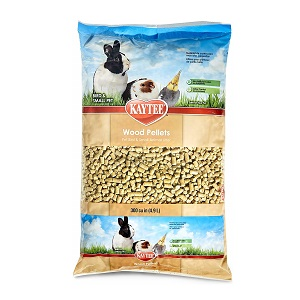 Kaytee Wood Pellets Bedding for Small Pets