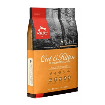 Orijen Premium Diet For Cats and Ferrets