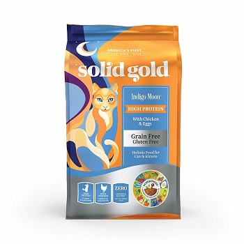 Solid Gold Dry Food For Cats And Ferrets