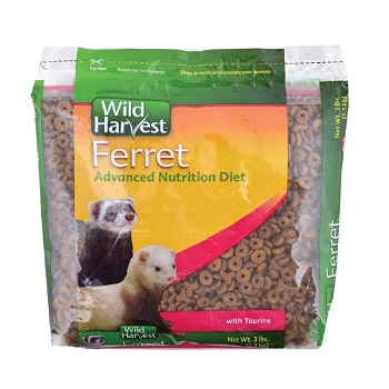 Wild Harvest Advance Ferret Food