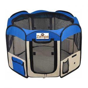 Zampa portable Playpen