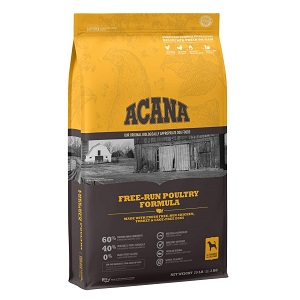 Acana – Heritage Free Run Poultry