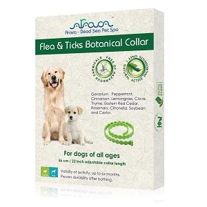 Arava Flea & Tick Prevention Collar for Dogs & Puppies