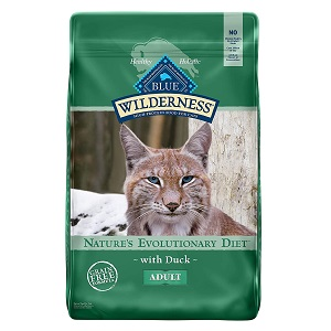 Blue Wilderness High Protein Grain Free Adult Dry Cat Food