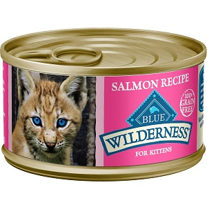 Blue Wilderness High Protein Grain Free Kitten Wet Cat Food