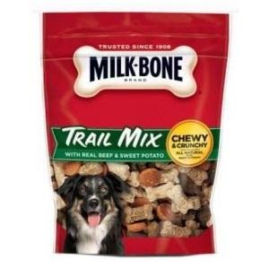 Del Monte Milk-Bone Trail Mix Bones for Dog