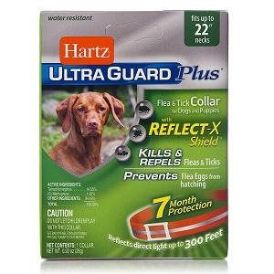 Hartz Ultraguard Flea Collars for Dogs
