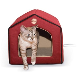 K&H Pet Products Indoor Little Red Barn