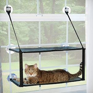 K&H Pet Products Kitty Sill Double