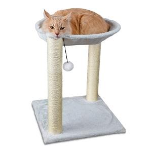 OxGord Paws & Pals Tree House Hammock Cat Bed