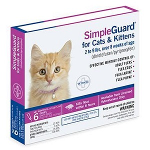 Simpleguard for Cats and Kittens