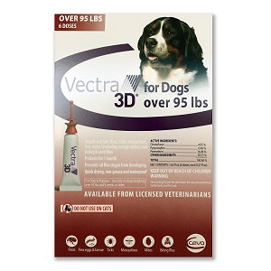 Vectra 3D for Dogs Over 95 LBS
