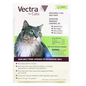 Vectra for Cats by Falcon Safety