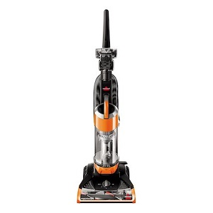 Bissell Cleanview Upright Bagless Vacuum Cleaner Orange