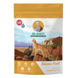 Dr. Marty Nature's Feast Cat Food