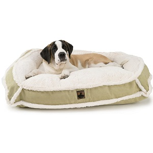 K9 Ballistics LUXURY Orthopedic Bolstered Dog Bed