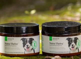 Nutra Thrive for Dogs Reviews